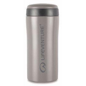 Lifeventure Thermal Borraccia 300ml grigio